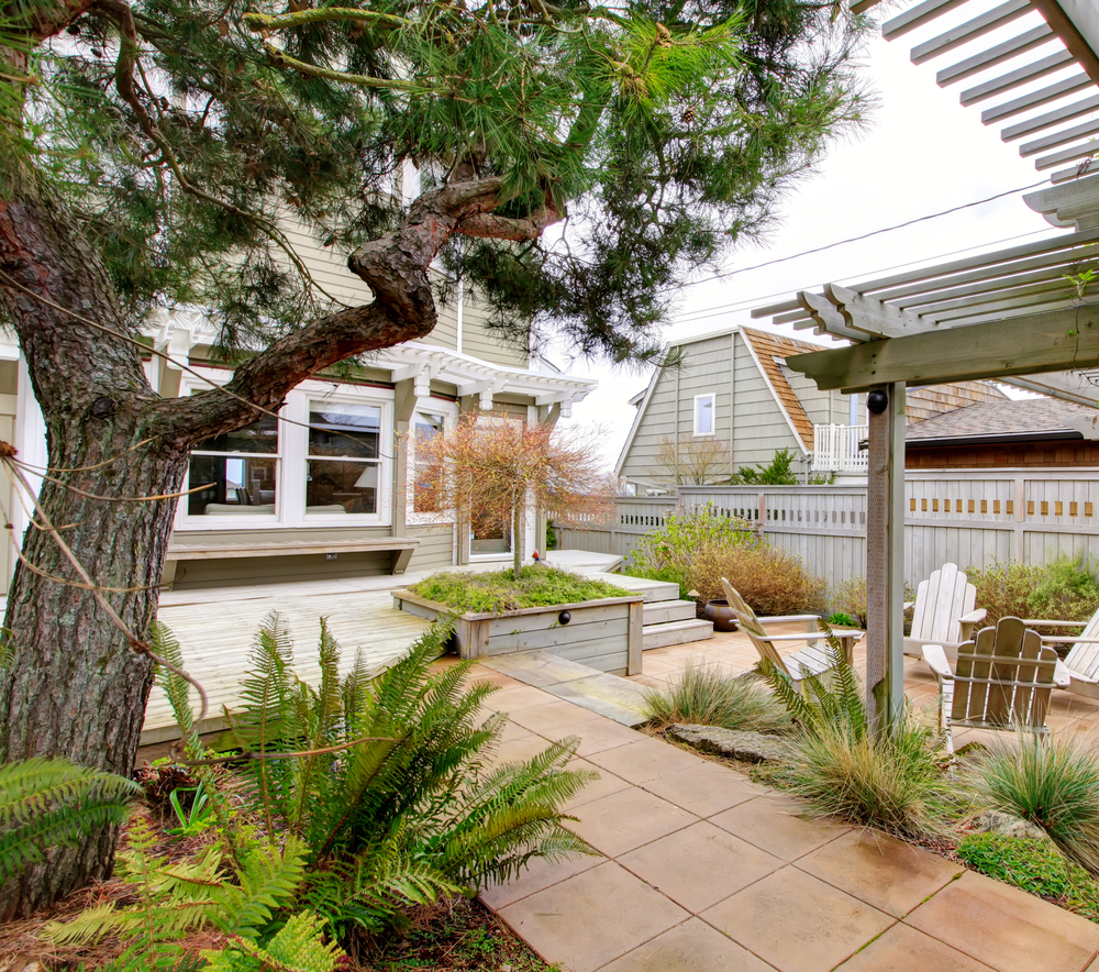 Landscape Designs for Smaller Properties Becoming More