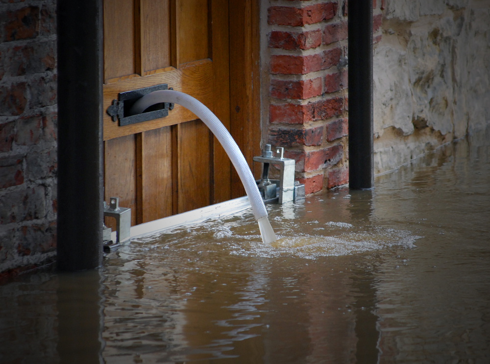 Create or Modify Drainage Systems Carefully During Periods of Flooding, Heavy Rain