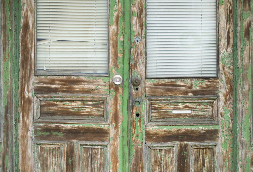 distressed property door & Taking the Stress Out of Distressed Properties