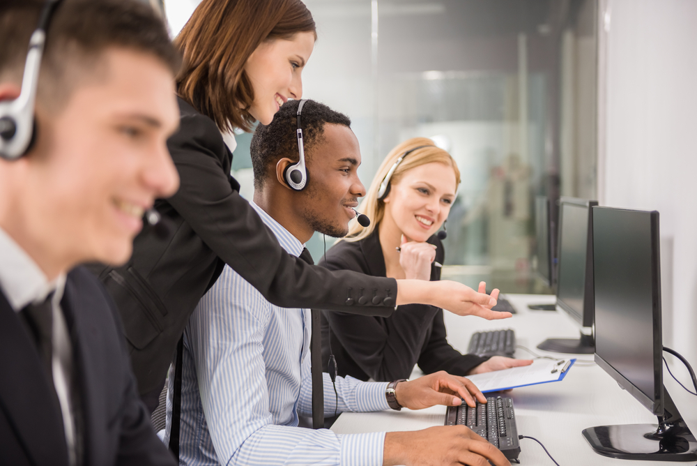 contact center staff