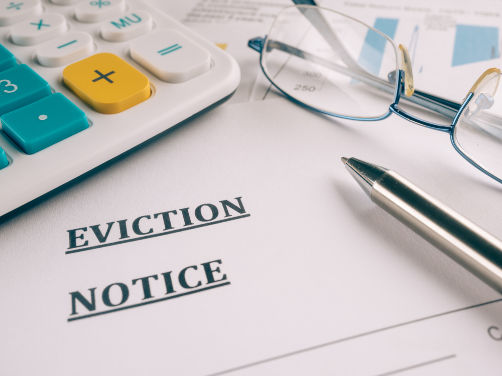Property Management Software Can Help Make Eviction Notices Stick